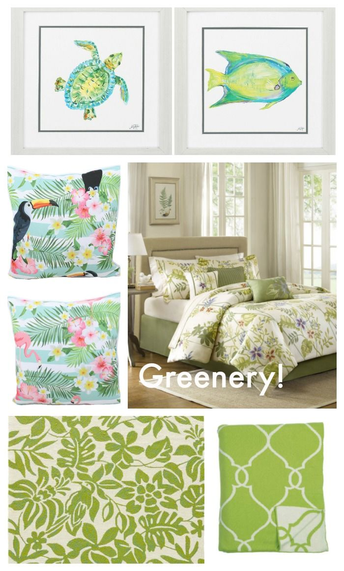 Decorating With Green 197 Best Greenery Beach Home Decorating Images On Pinterest Area