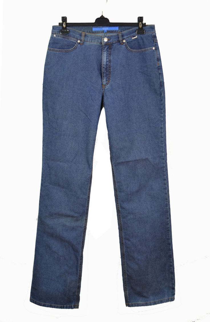 ♥ ESCADA SPORT ♥ JEAN FEMME T. 44 (W34 / L34) via LES COCOTTES. Click on the image to see more!