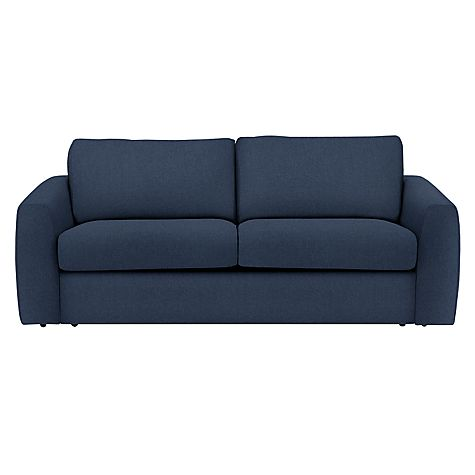 Buy House by John Lewis Finlay II Large Sofa Bed with Foam Mattress Online at johnlewis.com
