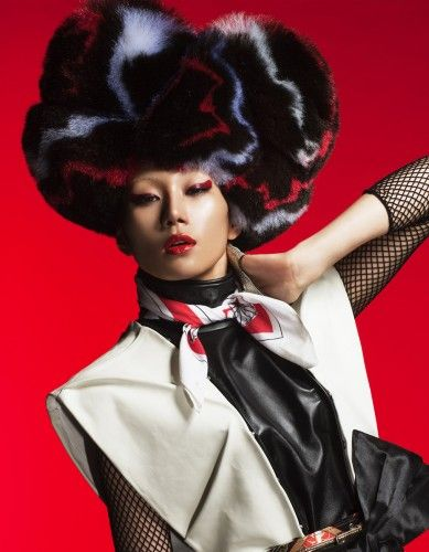 原田 忠 | WORKS | HAIR&MAKE UP ARTIST SHISEIDO BEAUTY CREATION RESEARCH CENTER | 資生堂グループ企業情報サイト