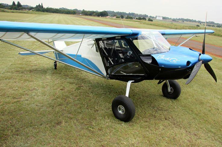 BushCat Light Sport Aircraft Tailwheel Configuration