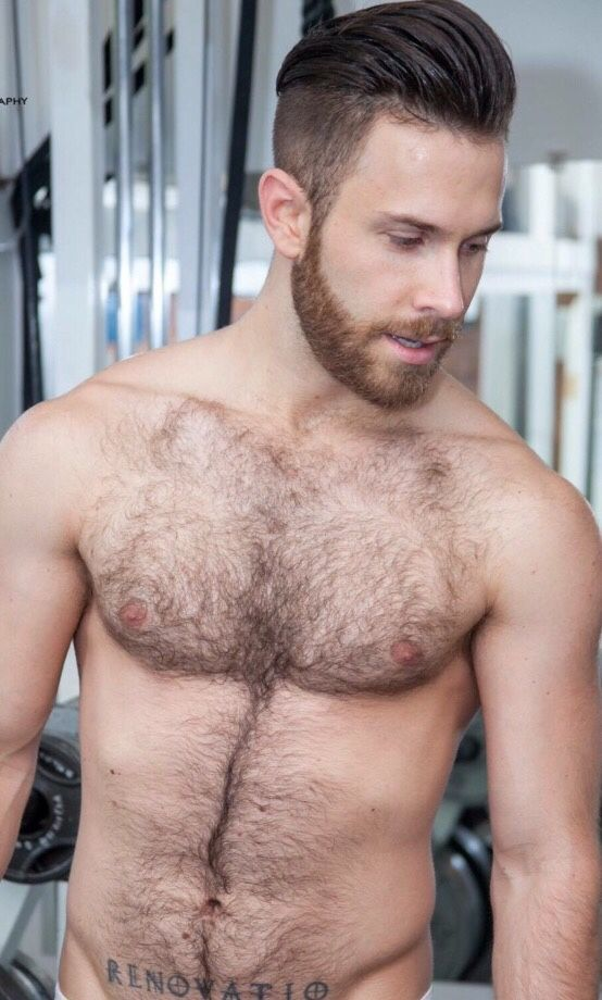 Hot Hairy Dudes 34