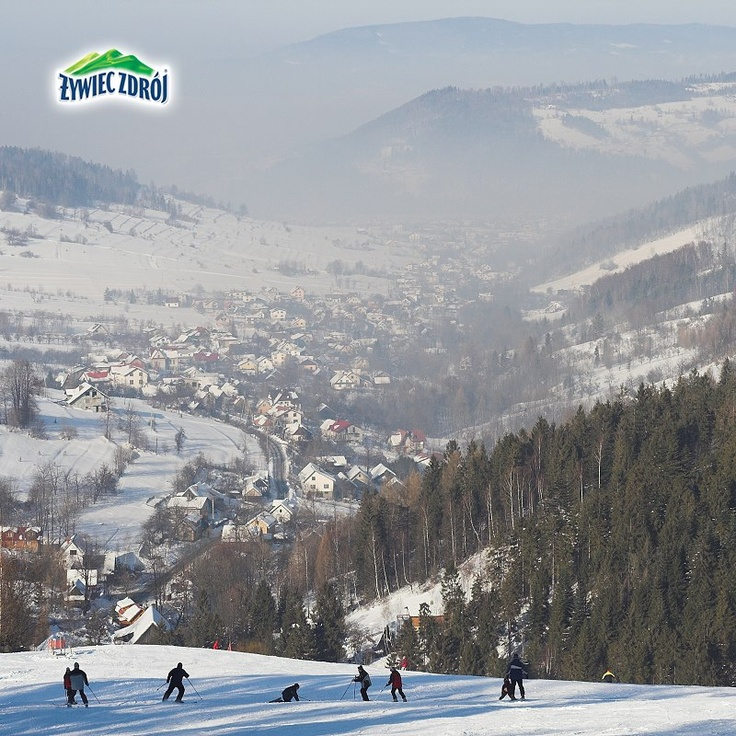 Zima - Beskid, Polska / Winter mountains