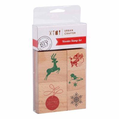 Christmas Classics - Stamp Set 5Pk