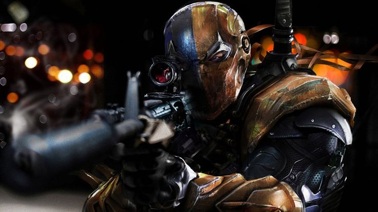 Gaming Deathstroke Batman Arkham Origins   Gaming Deathstroke Batman Arkham Origins is an HD desktop wallpaper posted in our free image collection of superheroes wallpapers. You can download Ga...