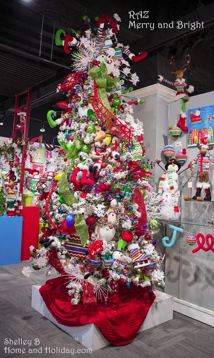 Best images about christmas trees natural floral on