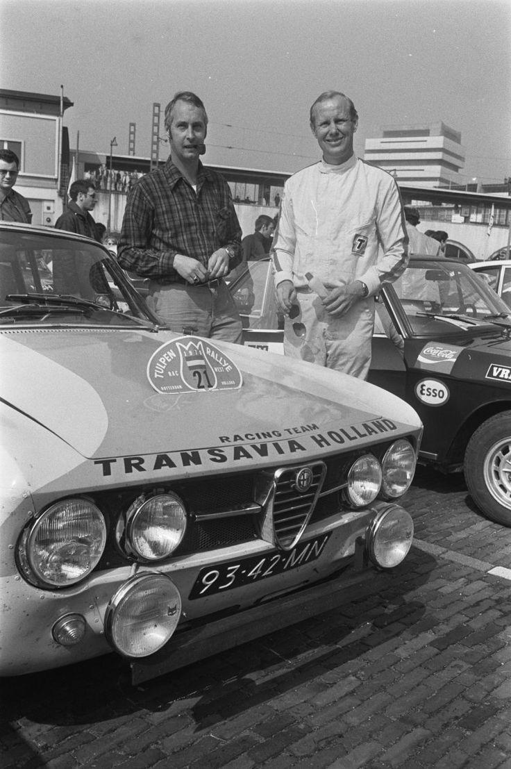 1970 Rob Slotemaker Ferry v.d. Geest Oldtimers, Racen