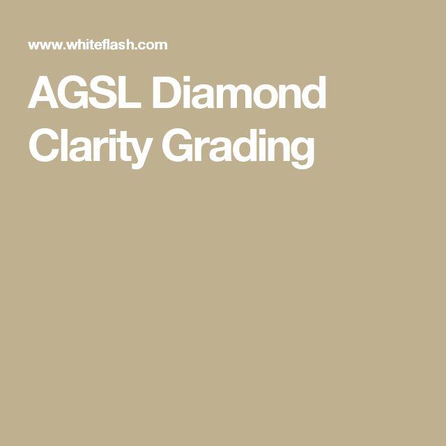 AGSL Diamond Clarity Grading