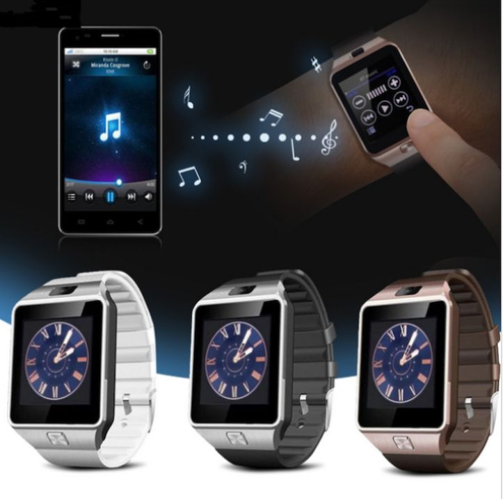 Bluetooth Smartwatch with Anti-Lost, Sleep Monitor, Steps Tracker PLUS More!