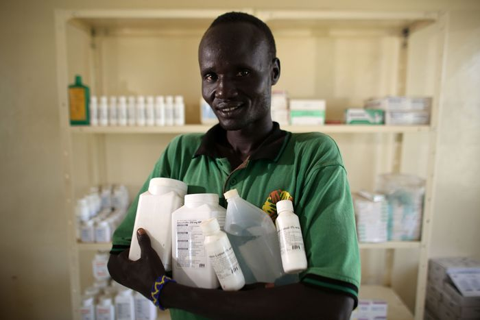 Photo Essay: Saving lives in Pariang, South Sudan