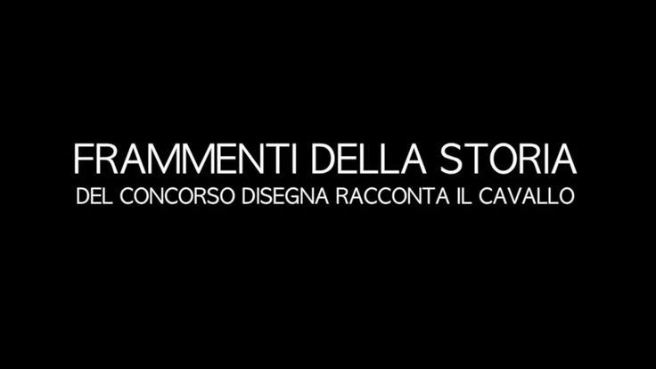 FRAMMENTI DI STORIA DEL CONCORSO DISEGNA RACCONTA IL CAVALLO