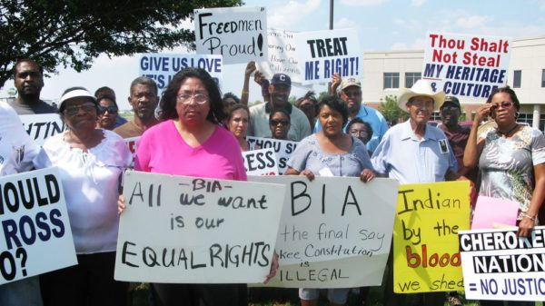 US District Court Judge Upholds Treaty Rights for Cherokee Freedmen - Native News Online