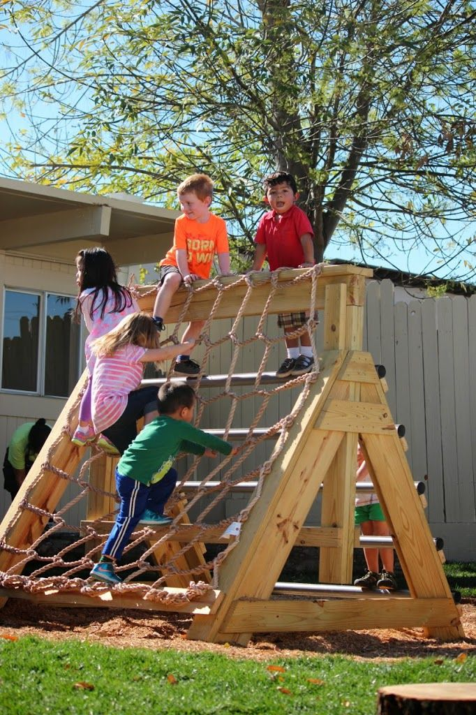 Great Our Preschool Students At The Palos Verdes Campus Love Their Natural Play  Structure. Not Only Is It Great For Motor Skill Development, Itu0027s Also  Wonderful ...