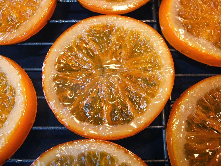 Cocinando con Lola García: Naranja confitada