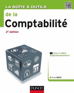 La boîte à outils de la comptabilité / Bruno Bachy / IAE Bibliothèque, Salle de lecture - 656.7 BAC