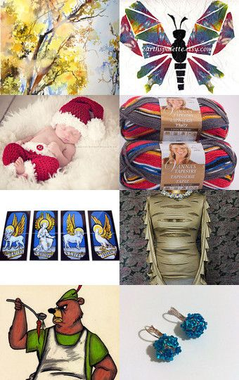 My Favourite on Etsy - Vol.577 by Teresa Russo on Etsy--Pinned with…