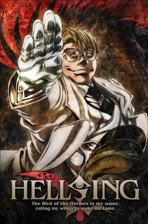 Hellsing Ultimate X OVA New Box Art Revealed