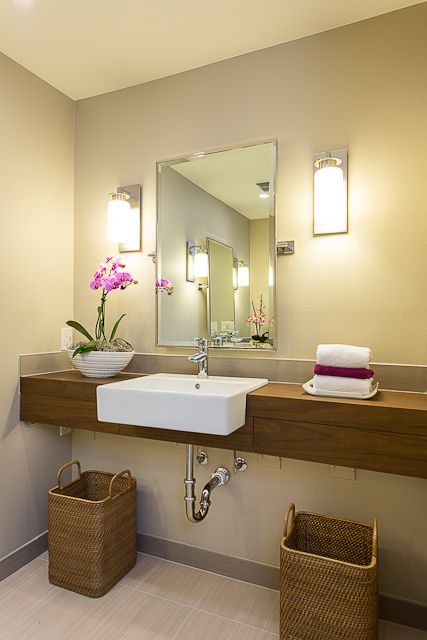 handicap bathroom design | ... Boomer Wheelchair Accessible Bathroom in AustinUniversal Design Style