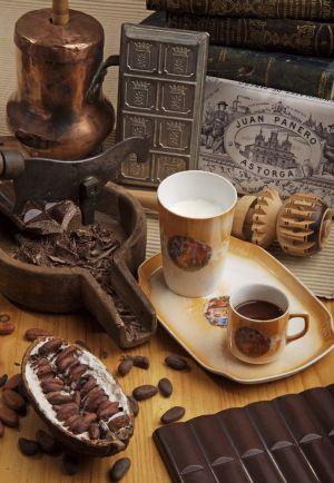 Museo del chocolate  Astorga  Spain.  Bellissima!
