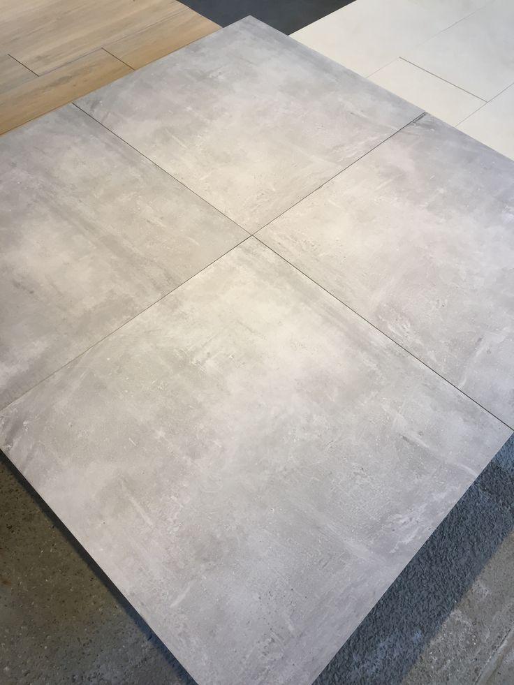 Fliesen Betonoptik 80X80 | Haus Design