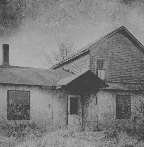 HannahMeek Abandoned home