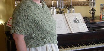 Ravelry: Kay's Tess D'Urbervilles Shawl pattern by Kay Meadors