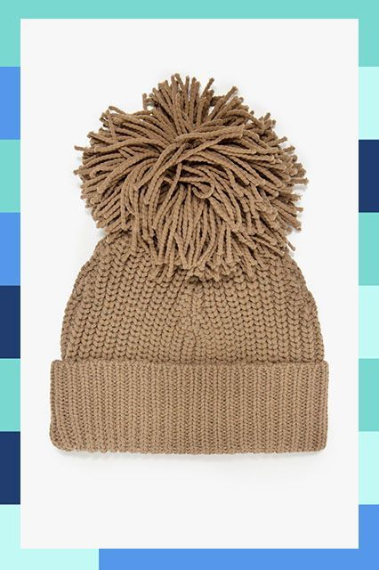 When a simple pom isn't quite enough, go bigger. #refinery29 http://www.refinery29.com/cool-beanies#slide-13