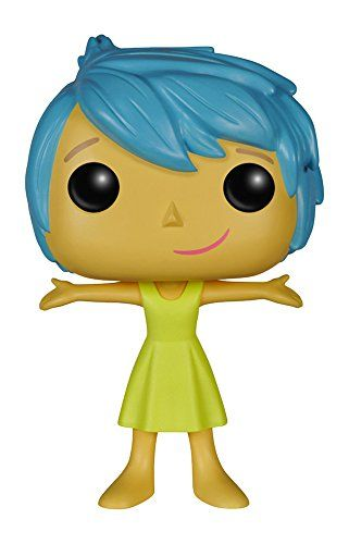 Inside Out - Joy - POP Disney/Pixar: Inside Out - Joy Pop! We're not talking about soda here folks! Your favorite Characters the Funko Way!