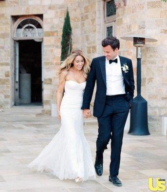 Lauren Conrad's Wedding - Belle The Magazine