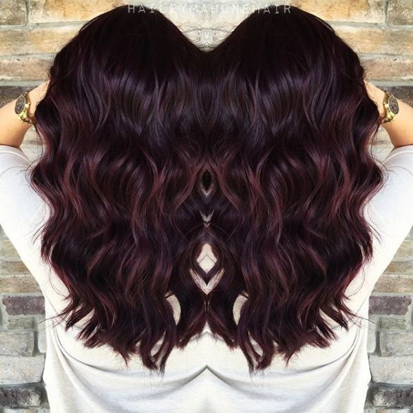 17 Best Dark Red Hair Color Ideas Dark Red Hair Color Hair