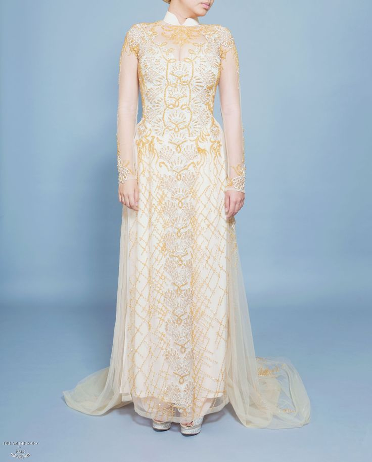 17 Best images about Ao Dai/ Vietnamese Traditional Bridal