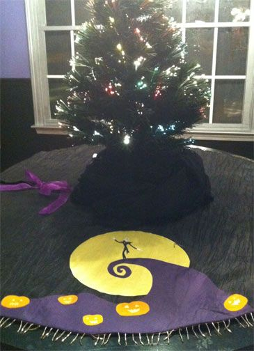 Best 25+ Nightmare before christmas tree ideas on Pinterest ...