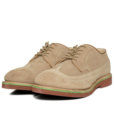 SOPHNET. x Walk Over Wingtip Brogue