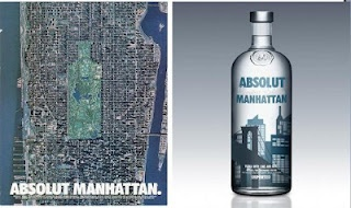 """""""The Origin of Brands: Absolut Vodka """". In a new series starting today, every month we will discover how brands started. First up is Absolut Vodka. #marketing #branding #packaging #design"""