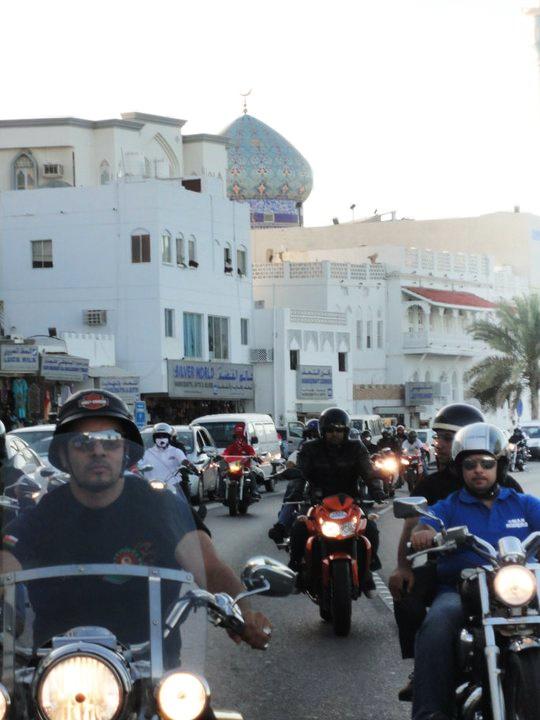 Muscat | Oman Riders. view on Fb https://www.facebook.com/OmanPocketGuide  credit: Oman Riders #oman