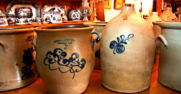How To Identify An Antique Crock, And Which Crocks Are More Valuable