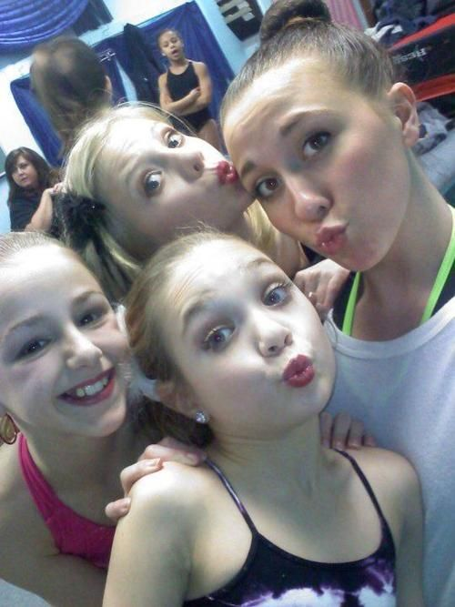 Chloe Dance Moms Almost Naked  Year Ago With  6 Notes -3114
