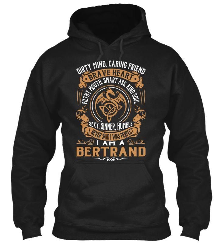 BERTRAND - Name Shirts #Bertrand
