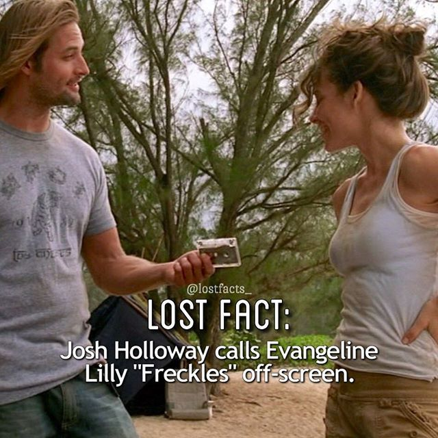 Ugh I hated the whole Sawyer-Kate attraction because I shipped Jack and Kate so hard! But this is funny!
