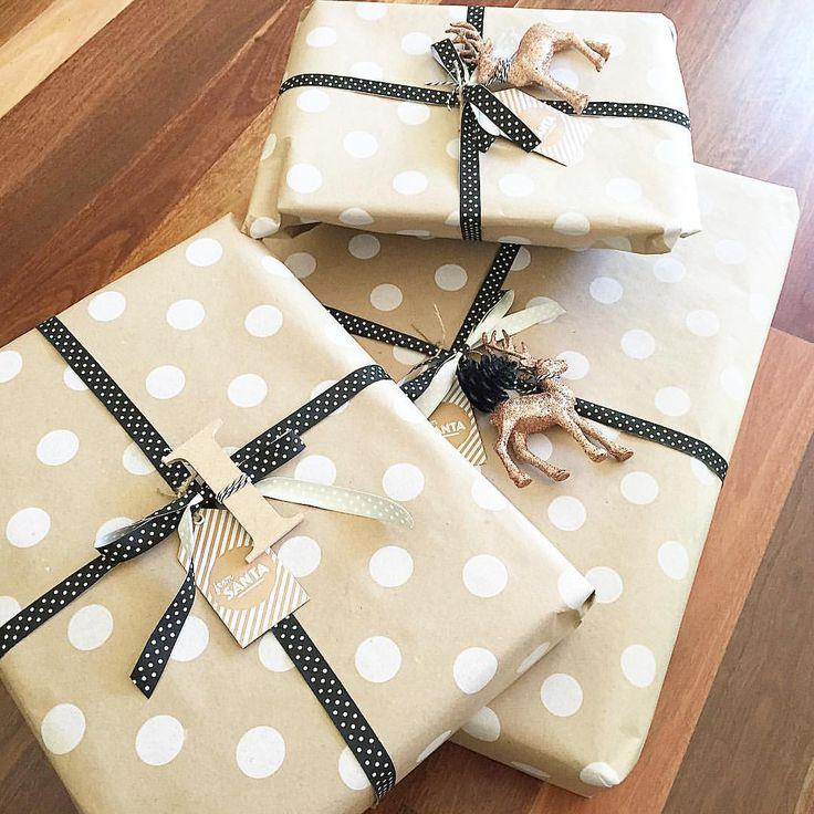 Santa gifts all done! #christmaswrapping #gettingmyxmason #santagifts