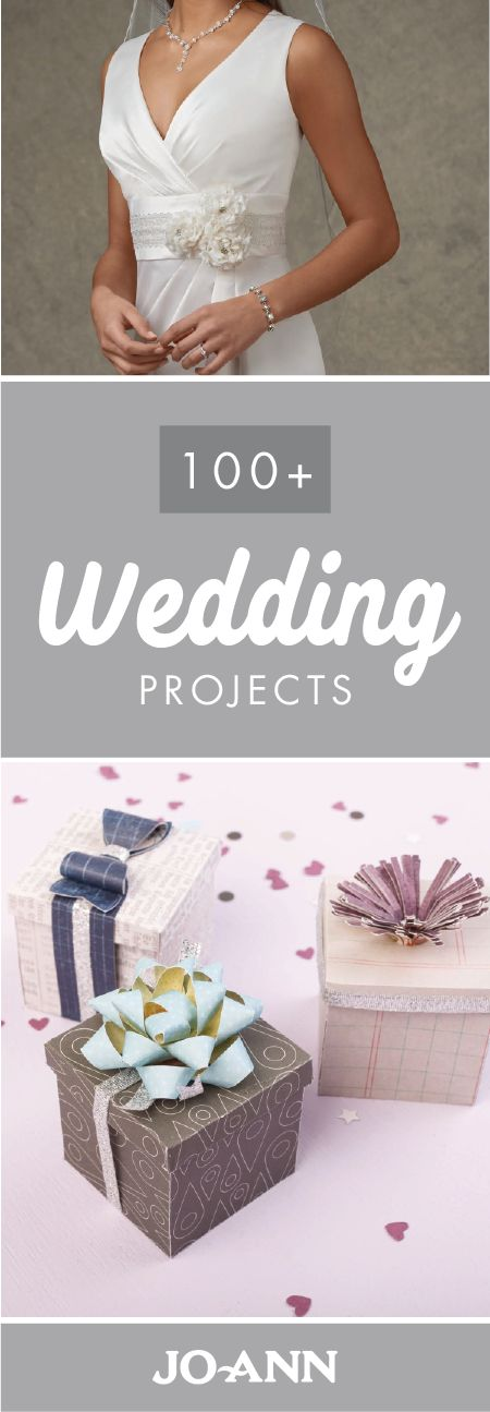 454 best wedding planning with joann images on pinterest we love that youre set on a diy wedding being able to customize solutioingenieria Gallery