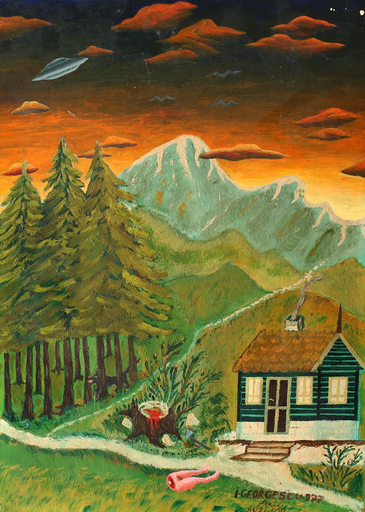 SUZANA DAN, The forester's house, http://lavacow.com/current-auctions/contemporary-east-lavacow-auction/the-forester-s-house.html