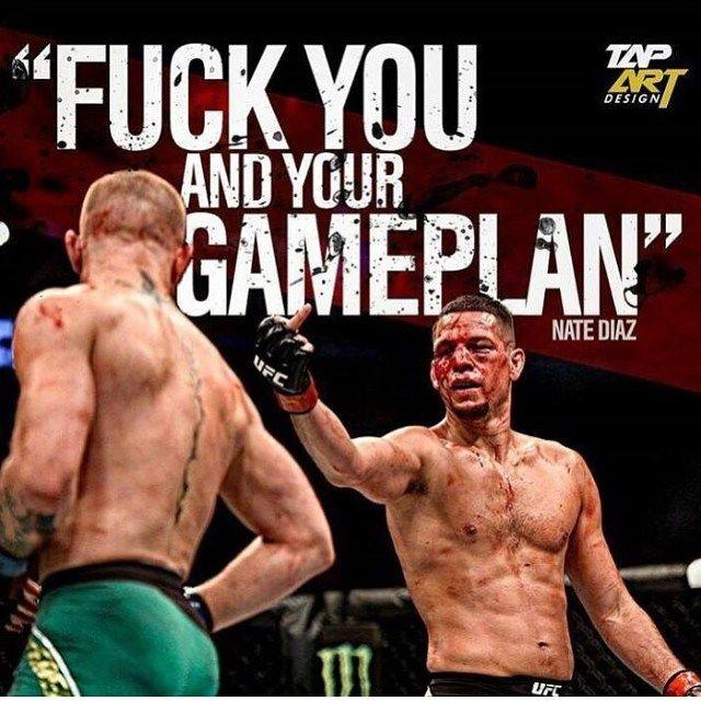 Nick Diaz - Gameplan