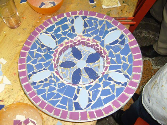 mozaiek schaal maken - Google zoeken