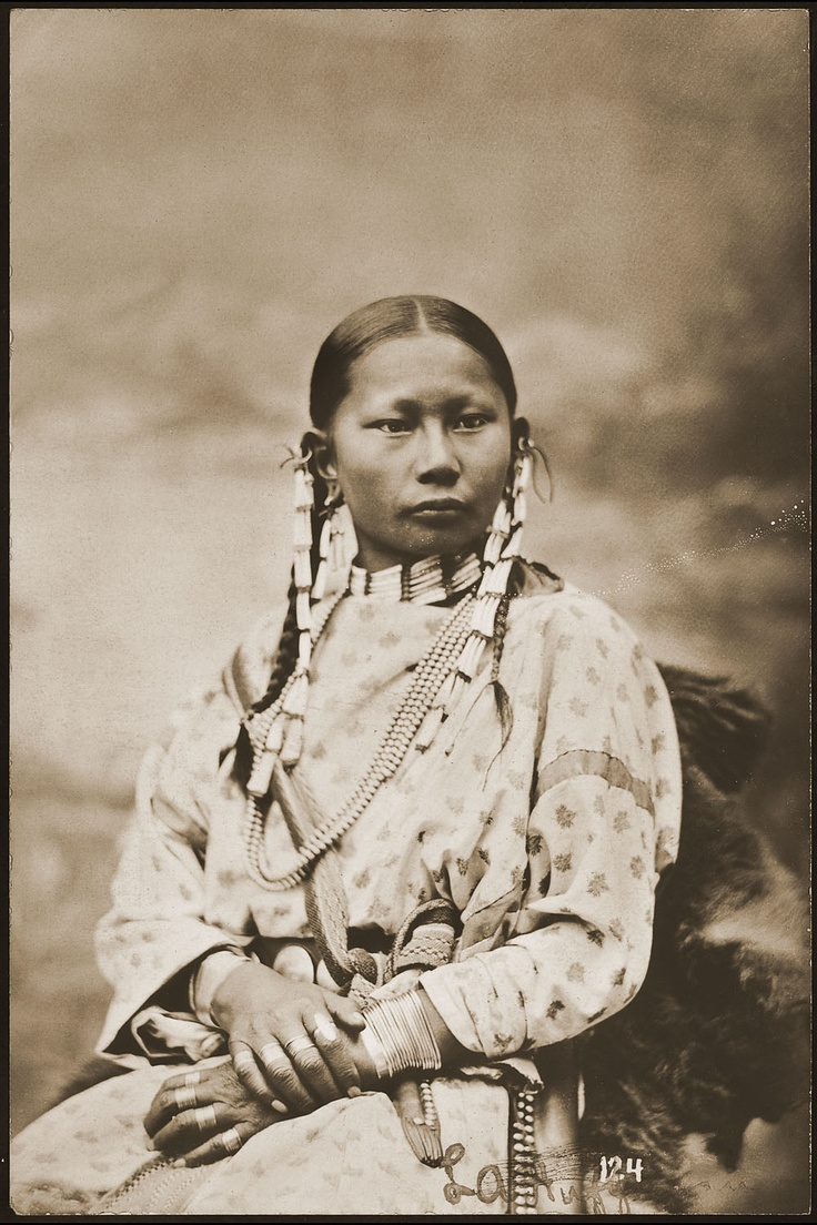 Spotted Fawn Cheyenne Girl
