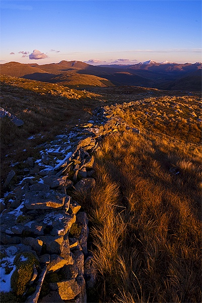 Crianlarich United Kingdom  city photo : The Crianlarich Hills At Sunset. SCOTLAND. | TRAVEL: UNITED KINGDOM ...