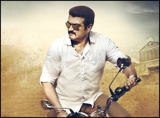 First look: Yennai Arindhaal http://www.andhrawishesh.com/home/movie-news/47598-first-look-yennai-arindhaal.html  The first look of Ajith's 'Yennai Arindhaal' was revealed short while ago and 'Thala' Ajith looked ultra stylish in the poster.