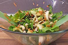 Asiatischer Pak Choi - Salat, ein schmackhaftes Rezept aus der Kategorie Gemüse. Bewertungen: 16. Durchschnitt: Ø 4,0.