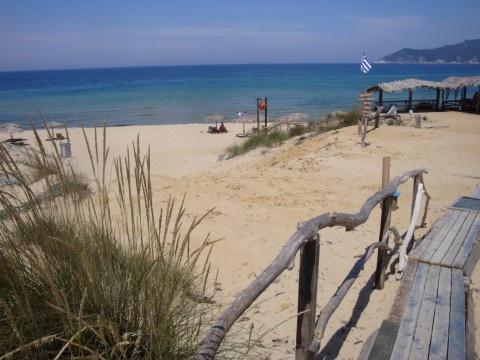 Manadraki Beach Skiathos Greece