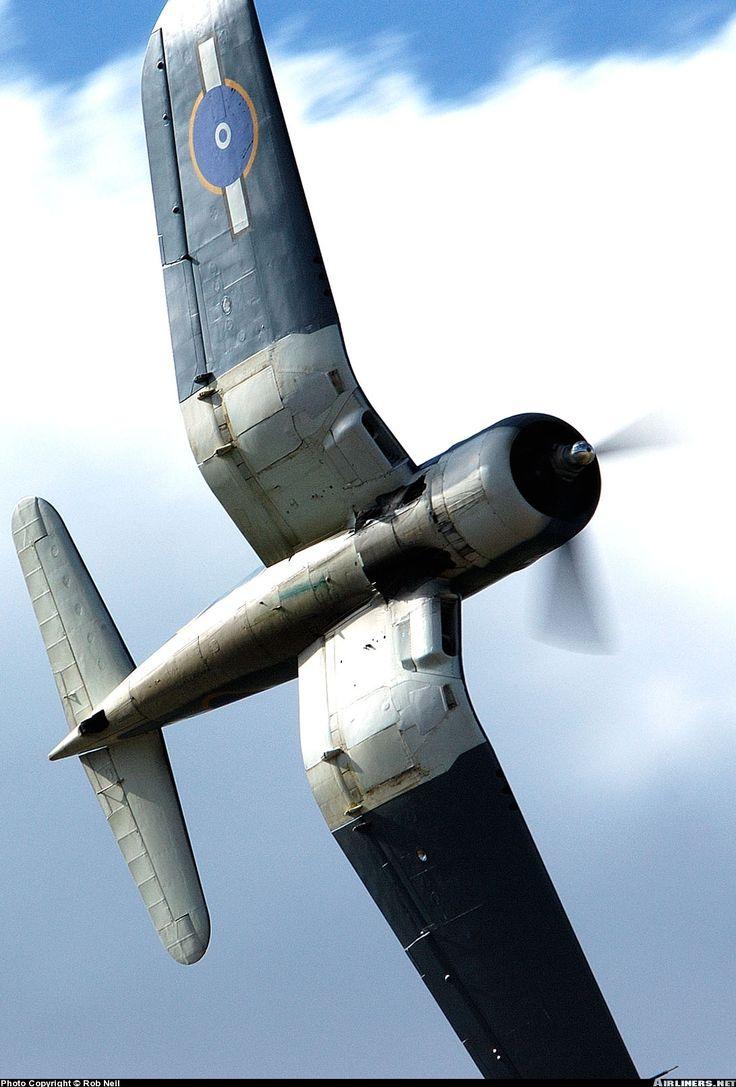 Vought (Goodyear) FG-1D Corsair